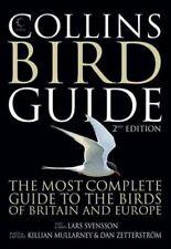 Collins Bird Guide, Lars Svensson