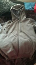 hooded jacket S