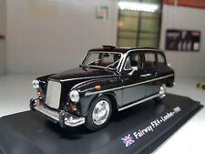 1:43 0 O  Scale Diecast Model Car Austin LTI FX4 Fairway Black Cab London Taxi