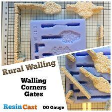 Model Railway Rural Walling mould - OO Gauge - DT09