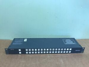 Leitch RCP-32x1P Remote Panel