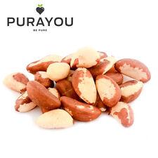 Purayou Organic Whole Brazil Nuts 125g