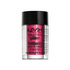 NYX Face & Body Glitter - 09 Red