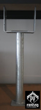 Post Support / Stirrup - 250 - 375mm Shaft / 100 - 115 - 125mm Stirrups