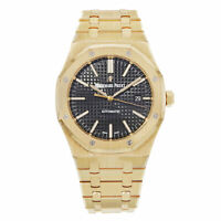 Audemars Piguet Royal Oak 15400OR.OO.1220OR.01 18K Rose Gold Automatic Watch