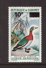Dahomey MNH 1969 Bird Airmail Overprinted mint stamp SG379