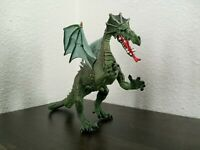 Green Mythical Winged Dragon Action Figure