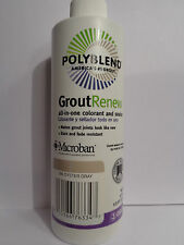 Polyblend Grout Renew All-in-One Colorant & Sealer 8oz - Oyster Gray # 386