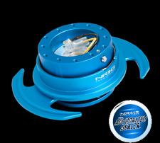 NRG Quick Release Gen 3.0 - corps Bleu-Bleu Anneau withh-Les