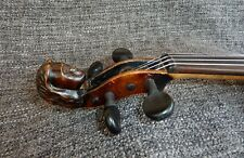 alte 4/4 Geige Violine Old Violin Musikerkopf Label: H. Glotelle  spielbereit