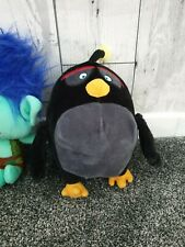 Angry Birds Bomb Plush Character