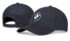 Original BMW Logo Cap Hat Basecap dark blue Kappe dunkelblau 80162454620