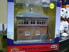 Bachmann Scenecraft Blue Anchor Signal Box ref 44-099