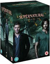 SUPERNATURAL - Complete Series 1-9 Boxset (NEW DVD R4)