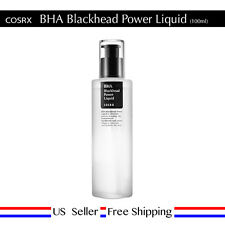 COSRX BHA Blackhead Power Liquid 100ml Korea Cosmetic + Free Sample [US Seller]