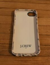 Authentic J. Crew iPhone 5 & 5S Cell Phone Case Leopard Print