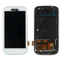 Pantalla Completa LCD + Tactil + Marco Samsung Galaxy S3 I9300 (TFT) Blanco
