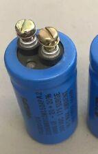 Philips 2000 Uf 150vdc Screw Terminal Electrolytic Capacitor Diy Banks