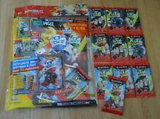 Lego Ninjago™ Series 5 Trading Card Game 10 Booster + Starterpack Binder