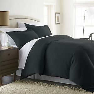 3 Piece Premium Duvet Cover Set - Premium Ultra Soft - by The Home Collection