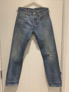 Levi Vintage Clothing Levis LVC 1978 30/32 Blue Jeans