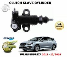 FOR SUBARU IMPREZA 1.6 2.0 FB16 FB20 2011-12/2016 NEW CLUTCH SLAVE CYLINDER