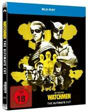 Watchmen - Ultimate Director's Cut - Limited Steelbook [Blu-ray/FSK 18/NEU/OVP]
