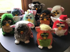 LOT OF 9 1998/99 FURBYS TIGER ELECTRONICS HASBRO--ELECTRONIC Untested