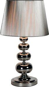 Lampe de table - Argent