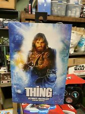 NECA Ultimate MACREADY (Station Survival) The Thing 7? Action Figure BRAND NEW
