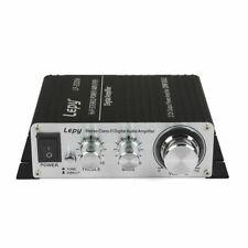 Lepy Lp-2020A Class-D Hi-Fi Digital Amplifier With PowerSupply Black