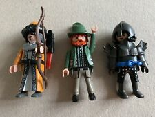 Playmobil Characters X3 Knight Archer