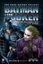 Moebius SDCC13 1/25 Batman and Joker Model Kit, San Diego Comic Con Exclusive!