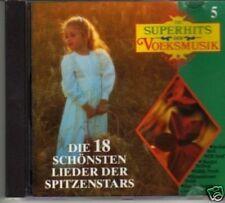 (967R) Die Superhits Der Volksmusik - 1995 CD