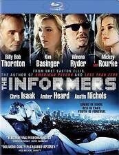 The Informers (Blu-ray Disc, 2009)
