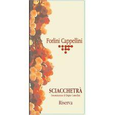 SCIACCHETRA' RISERVA 2011 - FORLINI CAPPELLINI