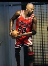 Enterbay Real Masterpiece 1/6 Michael Jordan #23 Road Edition (Red Jersey)