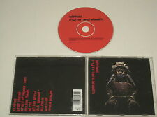 LEFTFIELD/RHYTHM AND STEALTH(HARD HANDS/HIGHER GROUND(SONY 488527 2) CD ALBUM