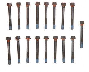 Chevy GMC 6.5 6.5L Victor Reinz Cylinder Head Bolts Set 1992-2002