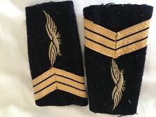 Armée de l'Air - fourreaux d'épaule  de sergent chef