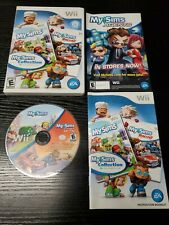 New listing My Sims Collection My Sims & My Sims Racing Nintendo Wii Complete With Manual