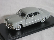 American Heritage 1/43 1950 Ford 4 Door Sedan Birch Gray - #43-306