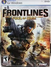 FRONTLINES FUEL OF WAR  SEALED PC DVD-ROM
