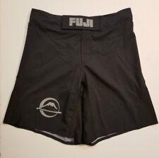 Fuji Men's Mma Performance Competition Fight Board Shorts Black 28 36 & 42 *New*