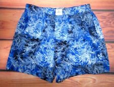 Mens American Eagle Frosty Blue Boxer Shorts Size M (32/34)