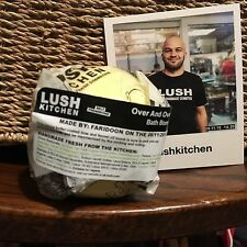 LUSH UK KITCHEN Over and Over Bath Bomb SOLD OUT IN KITCHEN