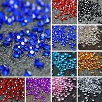 2000 Mixed WEDDING DECORATION Scatter Table Crystals DIAMONDS ACRYLIC CONFETTI