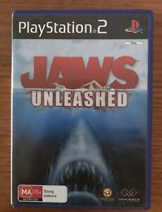 Jaws Unleashed Ps2