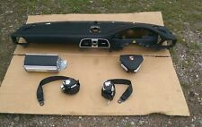 Porsche 911 997 Airbag Kit Dashboard, Steering, Driver and Passenger Seat Belts