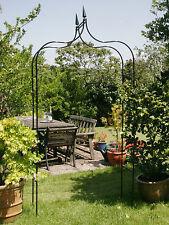 Tildenet Metal Gothic Garden & Rose Arch Archway